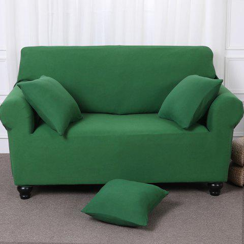 Unique Elastic Tight Package Anti-Skid Pure Color Sofa Cover