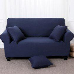 Elastic Tight Package Anti-Skid Pure Color Sofa Cover -