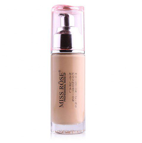 Sale MISS ROSE Silver Bottle Concealer Liquid Foundation