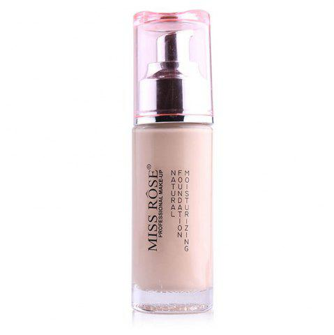 MISS ROSE Silver Bottle Concealer Liquid Foundation