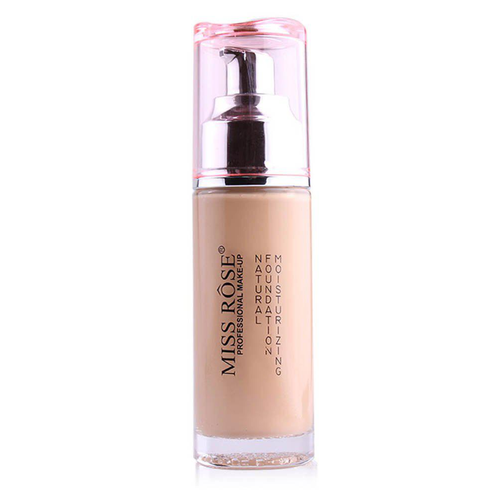 Cheap MISS ROSE Silver Bottle Concealer Liquid Foundation