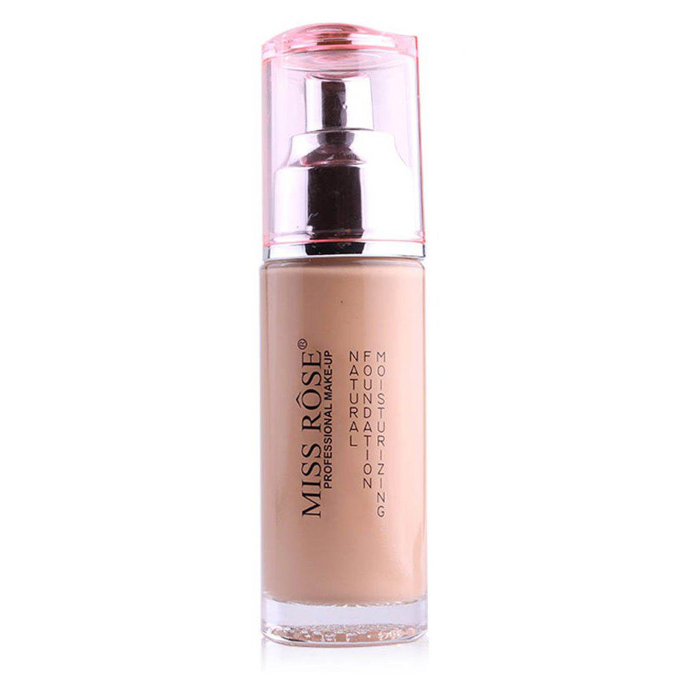 Chic MISS ROSE Silver Bottle Concealer Liquid Foundation