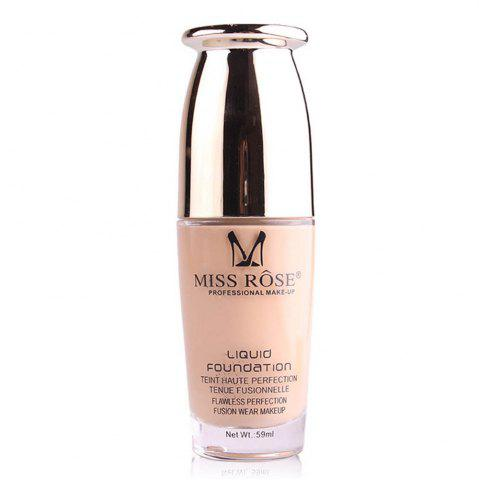 Unique MISS ROSE 59ML Repair Nourishing Nude Makeup Foundation