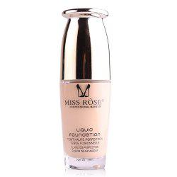 MISS ROSE 59ML Réparation Nourrissant Nude Maquillage Fondation -