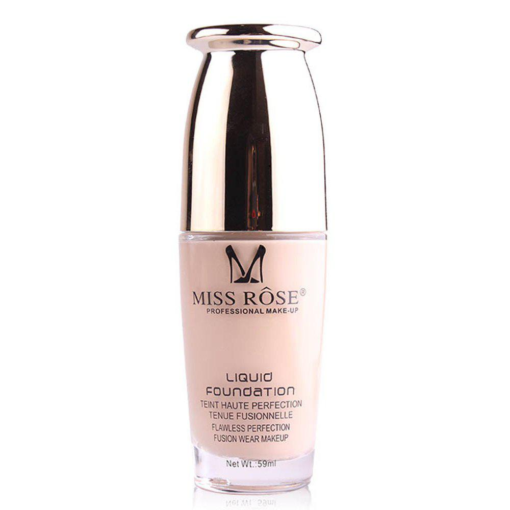 MISS ROSE 59ML Repair Nourishing Nude Makeup Foundation