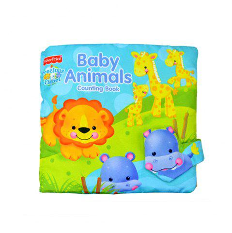 Latest Puzzle Cognitive Baby Toys Educational Three-dimensional Cloth Book