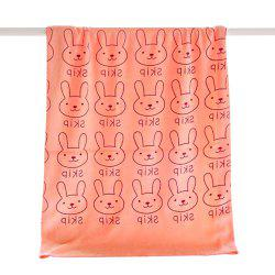 Print Cartoon Children Adult Absorbent Microfiber Bath Towel -