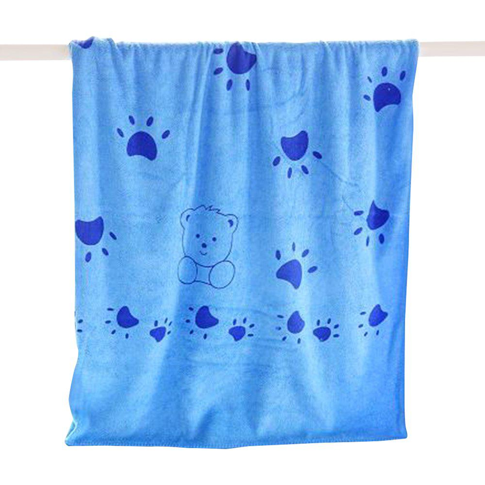 Shops Print Cartoon Children Adult Absorbent Microfiber Bath Towel