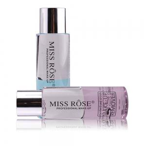 MISS ROSE 100ML Bleu clair Rose en option Démaquillant -