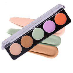 MISS ROSE Nouveau 5 couleurs Black Eyes Smallpox Ink Last Concealer -