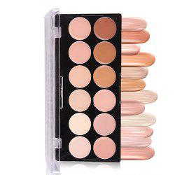 MISS ROSE 12-Color Dark Circles Acne Marks Concealer -