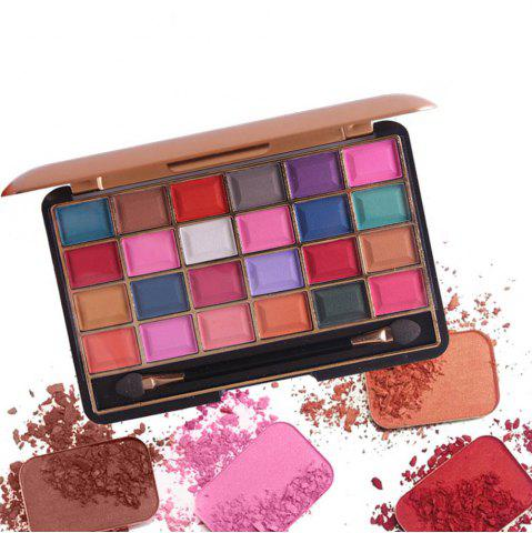 Buy MISS ROSE 24 Color Pearlescent Matte Makeup Eyeshadow
