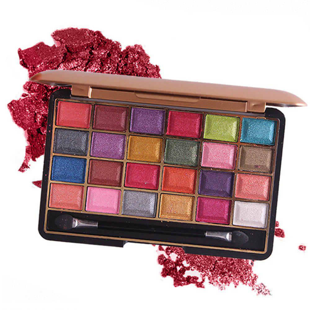Store MISS ROSE 24 Color Pearlescent Matte Makeup Eyeshadow