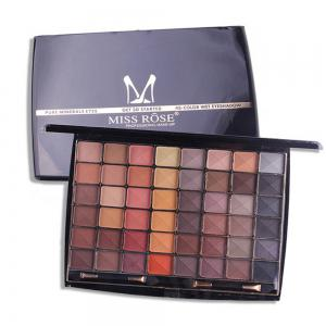 MISS ROSE 48-COLOR Metal Matte Eyeshadow -