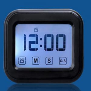 Noctilucent Electronic Kitchen Timer Alarm Clock -