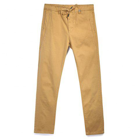 Unique Summer Men's Fashion Simple Casual Pants