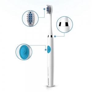 Waterproof Electric Toothbrush with Replacement Heads -