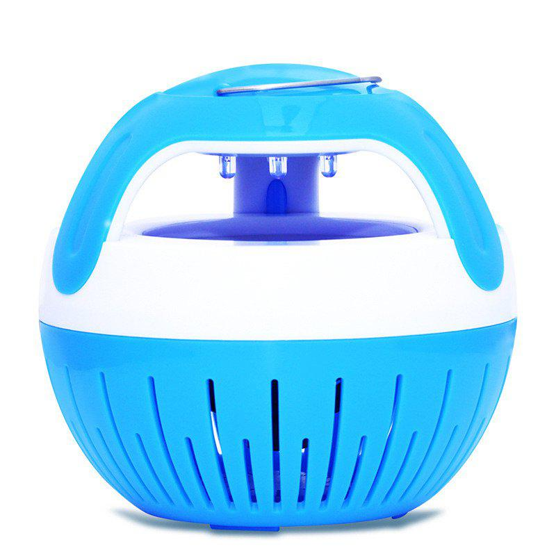 Shops USB  Mosquito Killer Lamp LED Trap Pest Insect