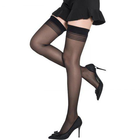 Fancy LANGSHA High Elasticity Stockings