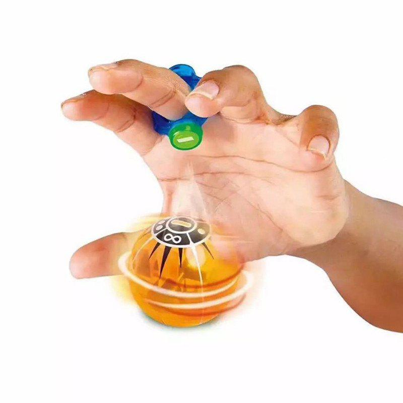 Affordable Fingertip Induction Magic Magnetic Ball Decompression Toy