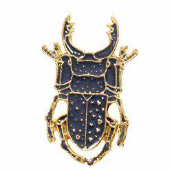 Créativité Mode Animal Alloy Coat Cartoon Broche -
