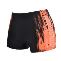 Men's Boxer Swimming Trunks -