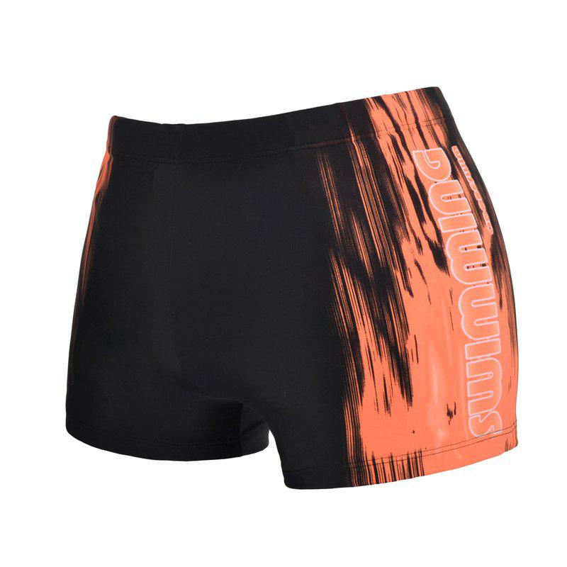 Fashion Men's Boxer Swimming Trunks