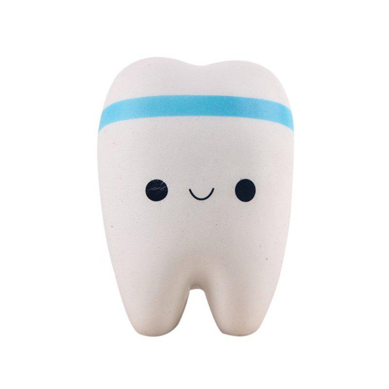 Shop Jumbo Squishy Kawaii Cute Adorable Teeth Soft Slow Rising Toy