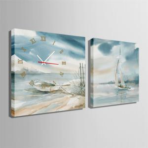 Special Design Frame Paintings Stay and Travel Print 2PCS -