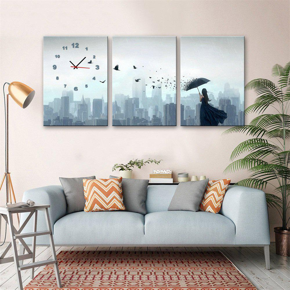 Latest Special Design Frame Paintings Single Print 3PCS