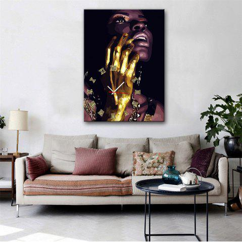 Shops Special Design Frame Paintings Golden Hand Print