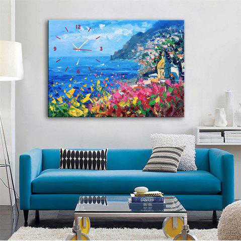 Affordable Special Design Frame Paintings Facing the Ocean Print