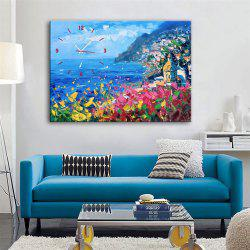 Special Design Frame Paintings Facing the Ocean Print -