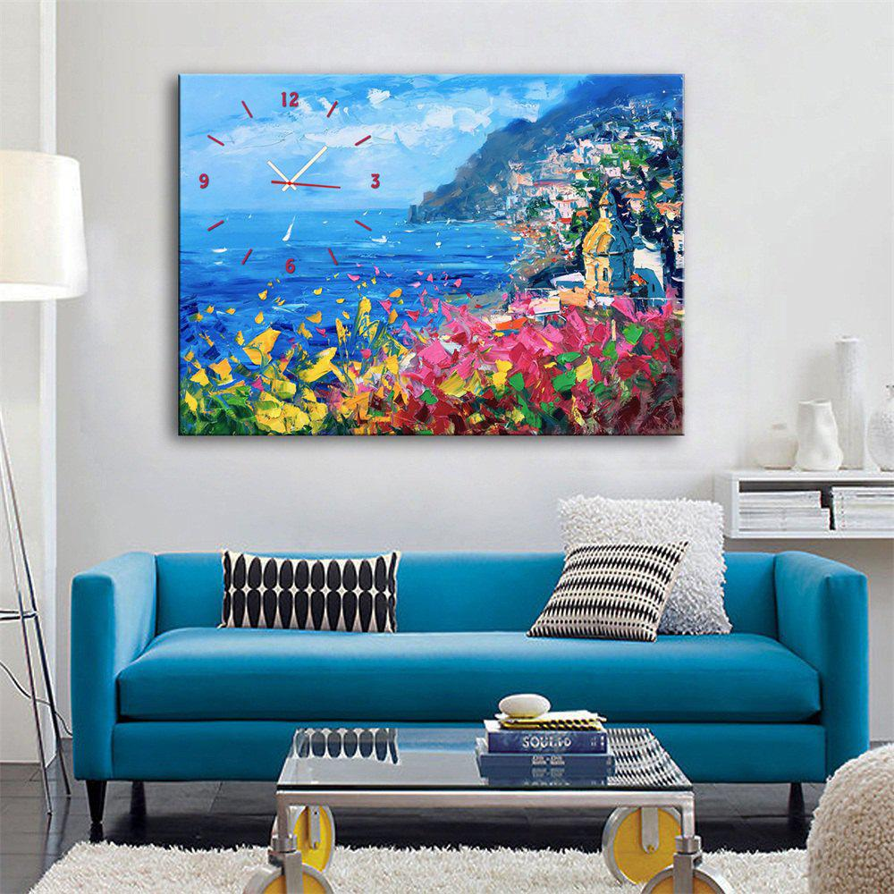 Fashion Special Design Frame Paintings Facing the Ocean Print