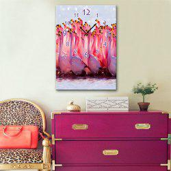 Special Design Frame Paintings Flock of Birds Print -