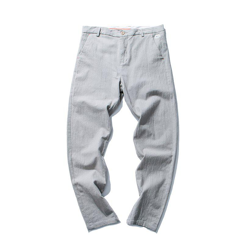 Shops Summer Men's Fashion and Leisure Trousers