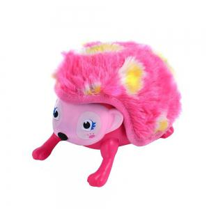 Intellisense Hedgehog Rolled Fluffy Touch Pet Toys -