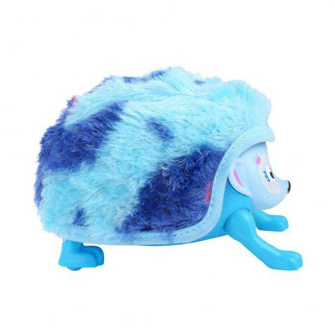 Outfits Intellisense Hedgehog Rolled Fluffy Touch Pet Toys