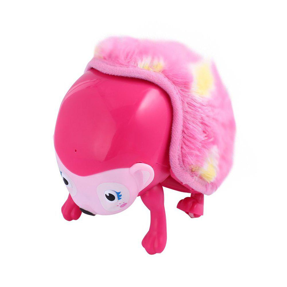 Intellisense Hedgehog Rolled Fluffy Touch Pet Toys