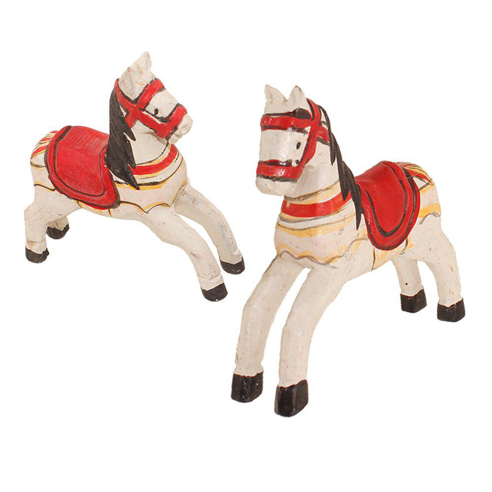 Hot Horse Crafts Handpainted Painted Home Decoration