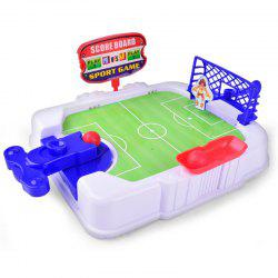 Finger Plays Game Football Field Interactive Puzzle Desktop Toy -