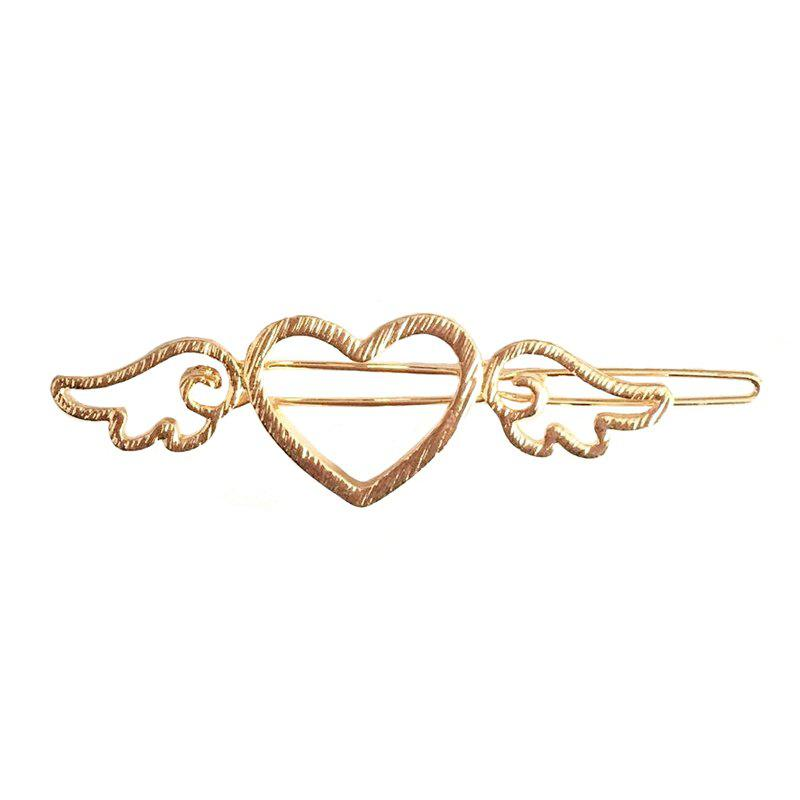 Hot The New Fashion Japanese Metal Wind Wings Hairpin