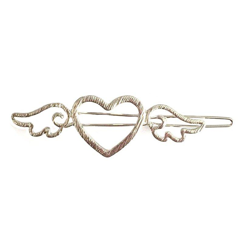 Sale The New Fashion Japanese Metal Wind Wings Hairpin