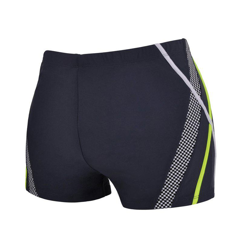 Store Men Loose Quick-Drying Boxer Swimming Trunks