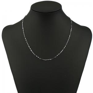 Simple Street Beat with Exaggerated Punk Style Metal Wild Short Chain Necklace -