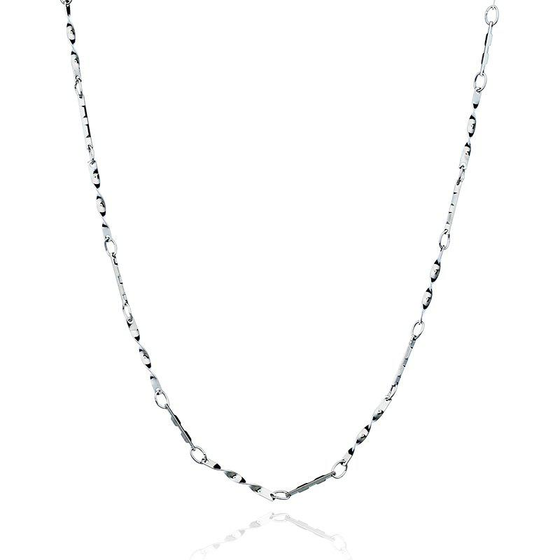 Shops Simple Street Beat with Exaggerated Punk Style Metal Wild Short Chain Necklace