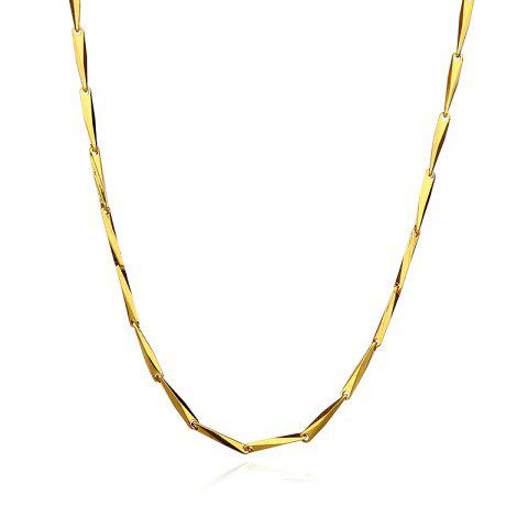 Latest Metal Exaggerated Collar Boutique Jewelry Explosion Chain Necklace