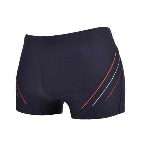 Buy Man Comfortable Chloride Boxer Swimming Trunks