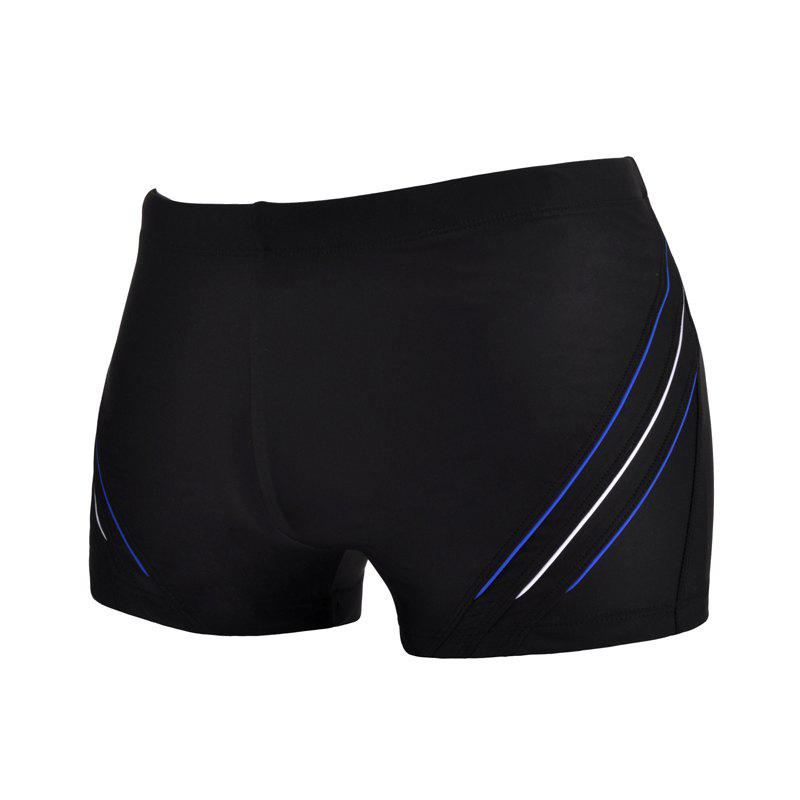 Store Man Comfortable Chloride Boxer Swimming Trunks