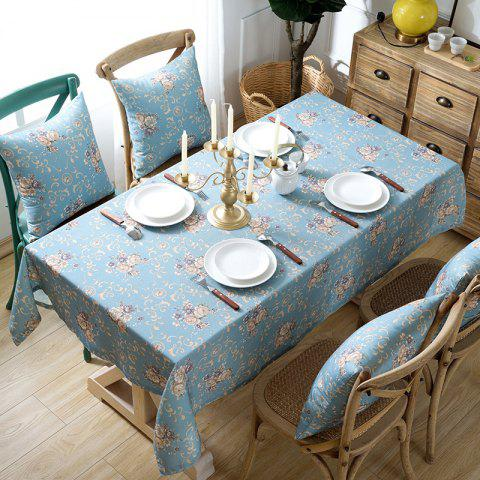 Hot Water-Proof Double-Sided Tablecloth